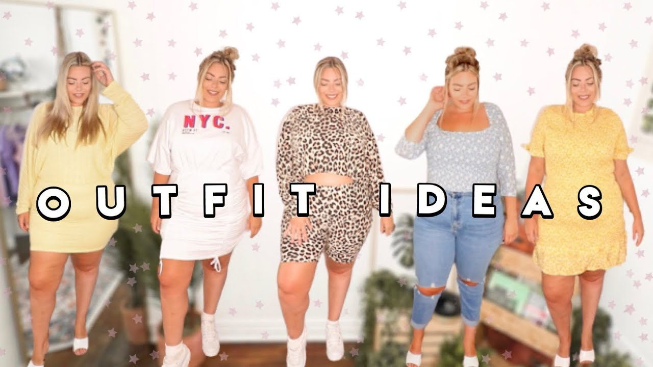 8 Plus Size Outfit Ideas Ft. Fashion Nova Curve + Curvy Try On Haul