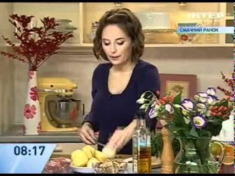Жаркое с белыми грибами - рецепт Даши Малаховой