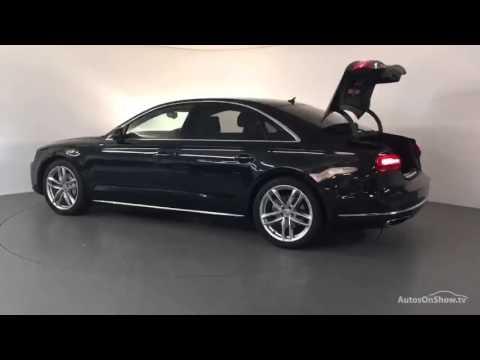 FM15NTX AUDI A8 TDI QUATTRO SPORT EXECUTIVE BLACK 2015, Derby Audi