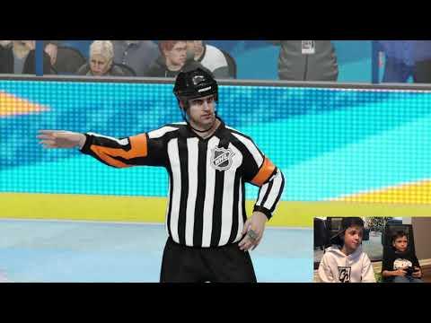 MBR EA Sports NHL 18 Threes Max V Cbanks
