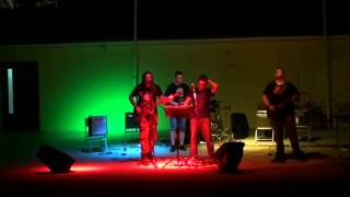 Spiritus Immortalis - Black Wings Of Death (Running Wild Cover) Live Giannitsa [7/10]