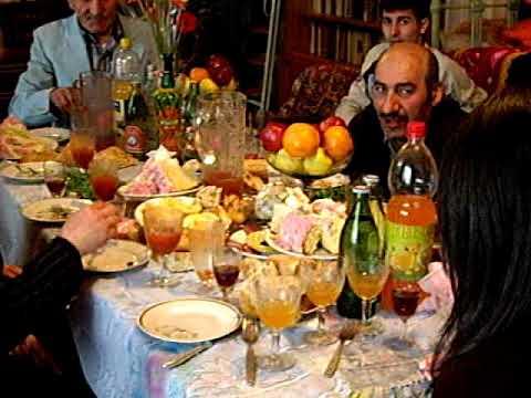 Настоящий армянский праздник
