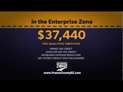 Enterprise Zone Television Commercial  2013