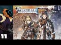 Let's Play Valkyria Chronicles 4 - PC Gameplay Part 11 - Loooong Legs