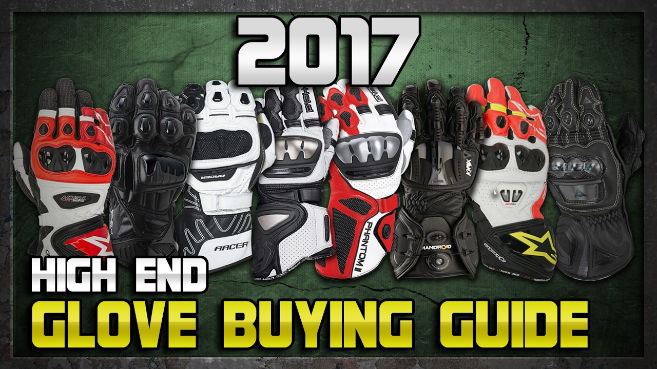 Motorcycle gloves metal - 2017 High End Race Gloves Buying Guide From Sportbiketrackgear Com