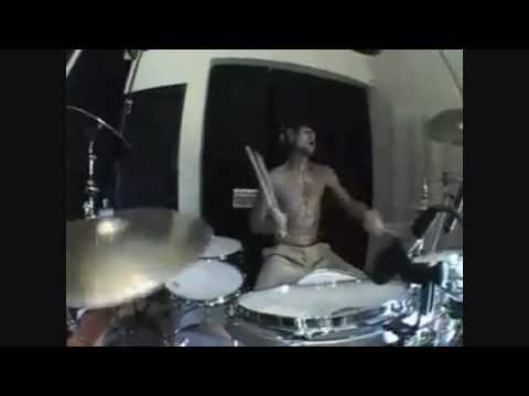 Travis Barker - Soulja Boy - Crank That (EPIC DRUM COVER)