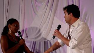 "Audra McDonald, James Wesley and Seth Rudetsky sing ""Wheels of a Dream"" from Ragtime"