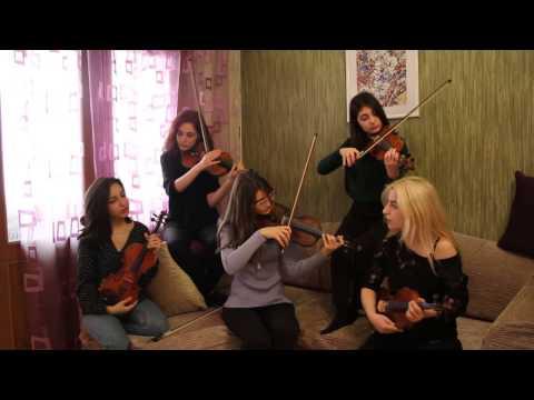 Violin Revolution - Royals (Lorde cover)