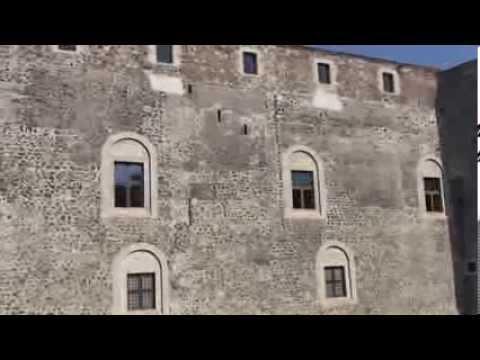 Ursino Castle - Catania .mpg