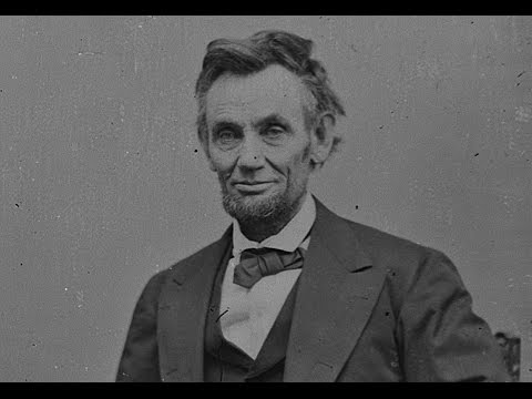 3D Stereoscopic Portraits of President Abraham Lincoln During the Civil War