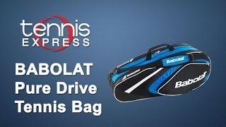 Babolat Pure Drive Bag Review | Tennis Express