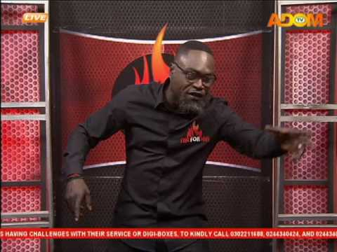 Commentary Position - Fire 4 Fire on Adom TV (12-7-17)