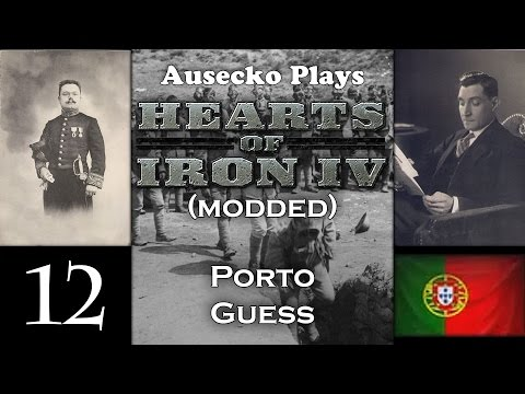 HoI IV (mod) Porto Guess 12 [The British Fleet]