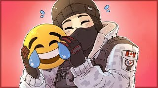 FUNNIEST Rainbow Six Siege Moments EVER
