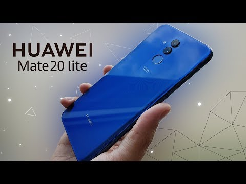 Новинка! Huawei Mate 20 Lite — новый хит?
