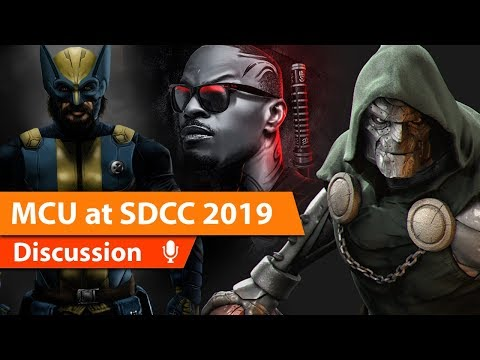 Marvel Studios at SDCC What to Expect & More