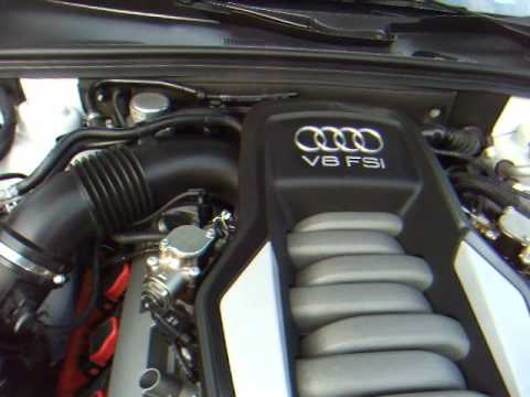 Audi S5 Engine Sound - Something wrong or not? [SOLVED] see description