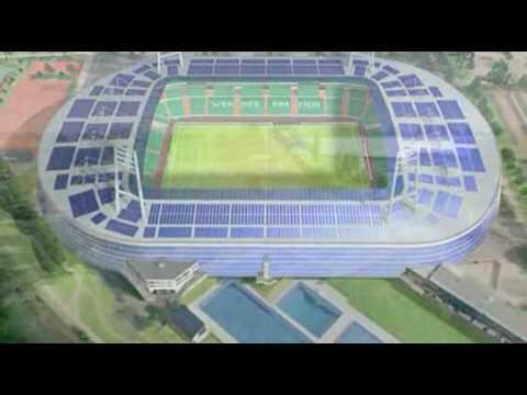 Das neue Weserstadion