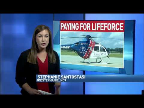 Woman forced to use LifeForce because no ambulances were available