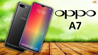 Appo A7 Official Specifications, Price, Release Date, First Look, Features, Camera, Trailer, Launch