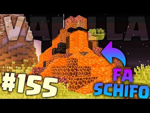 IL CRATERE DELLE ANIME!  - Minecraft VANILLA ITA EP.155
