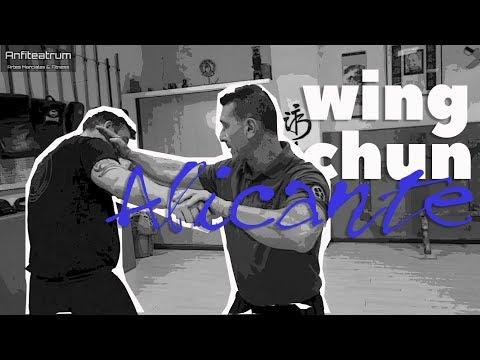 Wing Chun Alicante. Sifu Jose C. Casimiro. Motivacion artes marciales