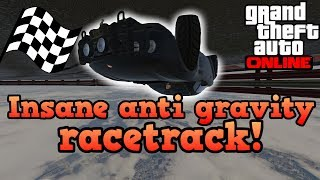 Insane anti gravity racetrack! - GTA5 thumbnail