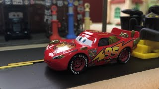 """Disney Pixar's Cars """"Talking To Yourself"""" Remake • Stop Motion 🌵"""