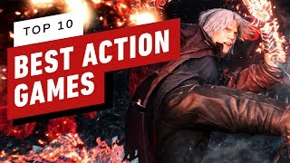 The 10 Best Action Games of All Time
