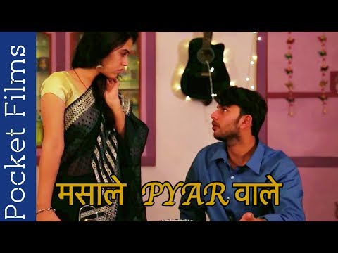 Masale Pyar Wale - Hindi Romantic Story Of a Newly Married Couple