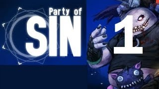 Party Of Sin - Walkthrough Part 1 - Dungeons [No commentary] [HD PC]
