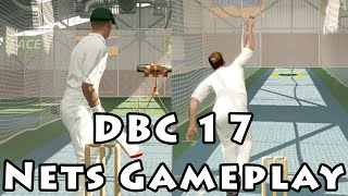 Don Bradman Cricket 17: Nets Gameplay!