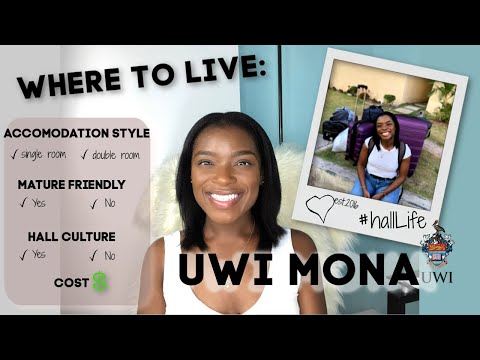 WHERE TO LIVE AT UWI MONA | FULL REVIEW OF ALL 12 HALLS OF RESIDENCE AT UWI MONA