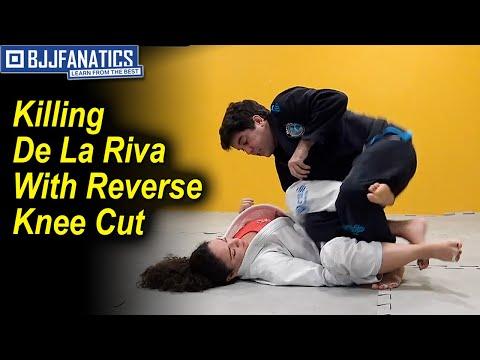 Killing De La Riva With Reverse Knee Cut by Felipe Costa