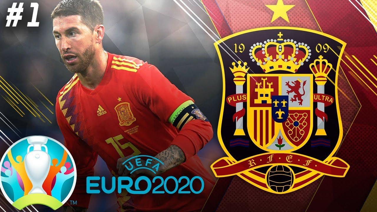 Spain World Cup 2020 Squad.Fifa 19 Spain Career Mode Ep1 Uefa Euro 2020