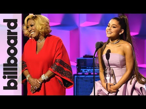 Women In Music 2018 Recap: Ariana Grande's Emotional Confession & New Album Secrets | Billboard News
