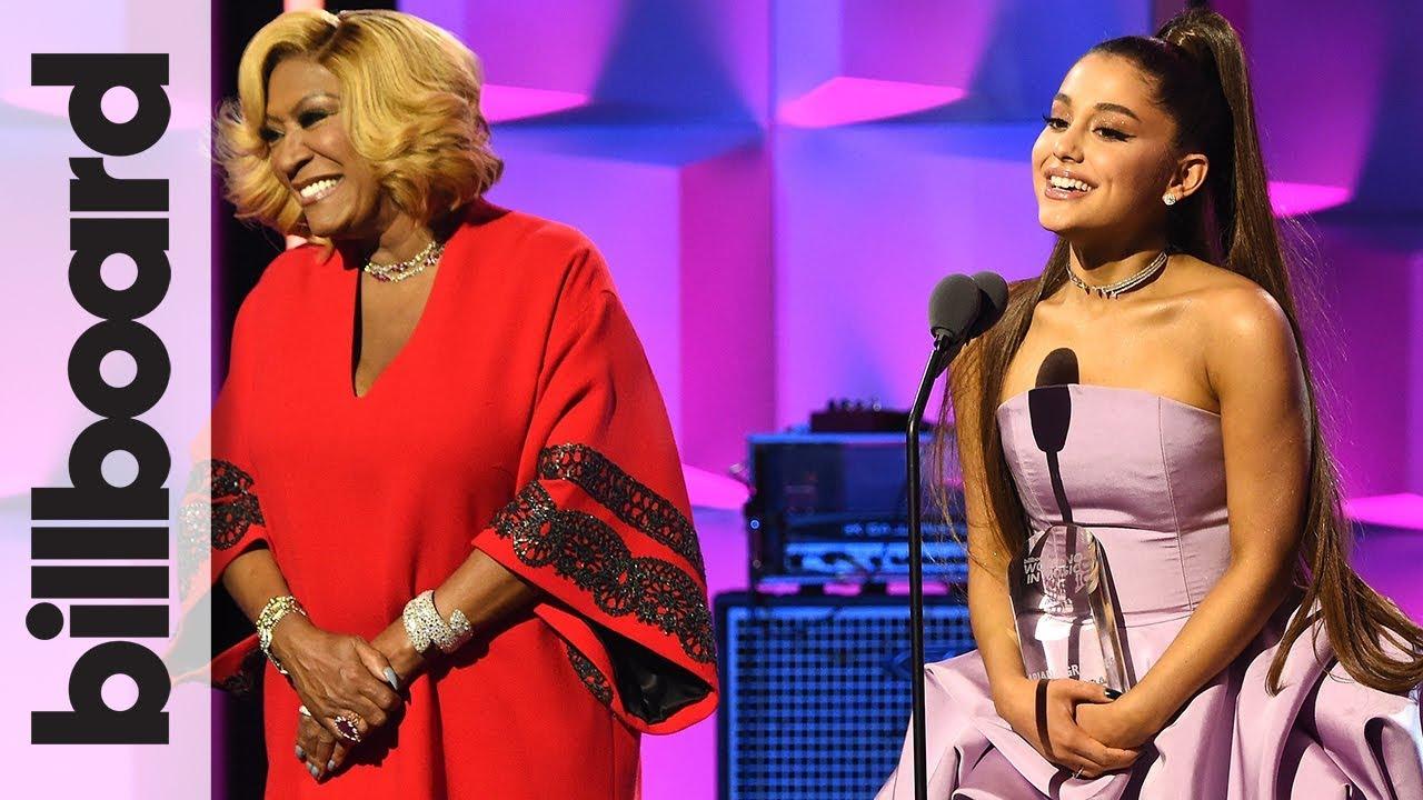 Women In Music 2018 Recap: Ariana Grande's Emotional Confession & New Album Secrets | Billboard News