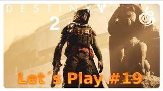 Destiny 2 Curse of Osiris - Let's Play English / German # 19 (PC-60FPS) - The Entrance