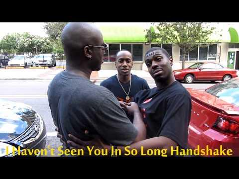 The Art Of The Handshake