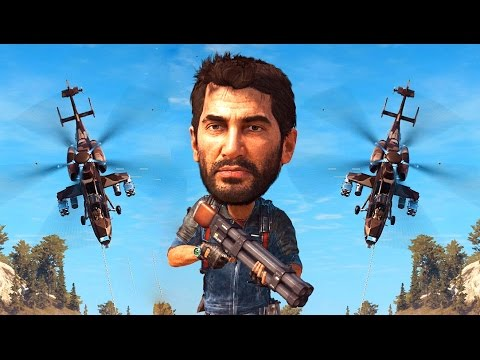 Just Cause 3 Exterminator Vs 5 Star Army Ultra GTX 980