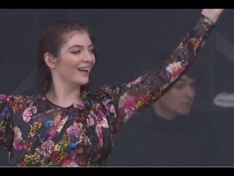 Lorde - Green Light (Live 2017)