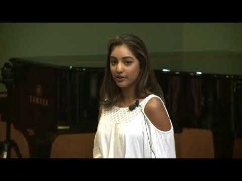 Live Your Dream | Inara Sharma | TEDxLingnanUniversity