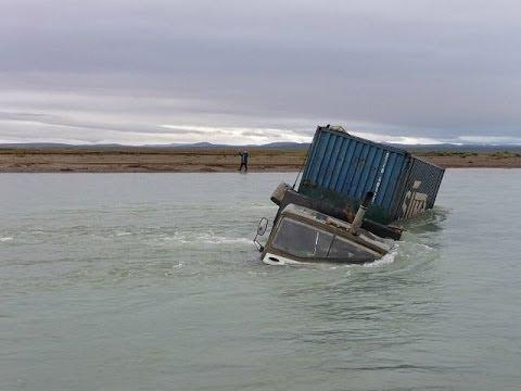 ПО БЕЗДОРОЖЬЮ СЕВЕРА РОCСИИ НА РУССКИХ ГРУЗОВИКАХ  КАМАЗ  Russian Trucks Off Road