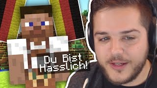 Playing Minecraft With Germans For The First Time