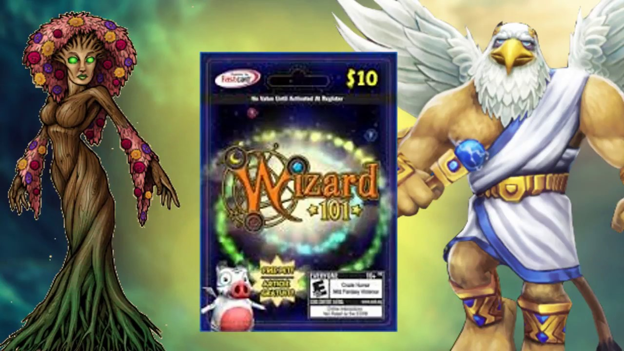 Wizard101 Giveaway Free Gift Card Free Crowns Membership And Pet Hatch