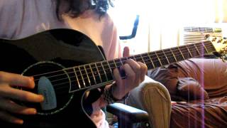 Sick Puppies- My World (Acoustic Cover)