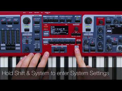 10 handy tips for Nord Stage 3 - Part 2