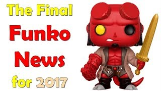 Funko News - December 30, 2017