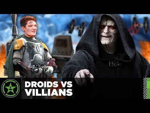 Let's Play – Star Wars Battlefront – Droids VS Villains