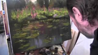 Прудик   Игорь Сахаров   Уроки живописи 1